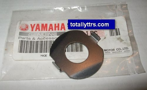 Clutch Basket Lock Washer - genuine Yamaha part
