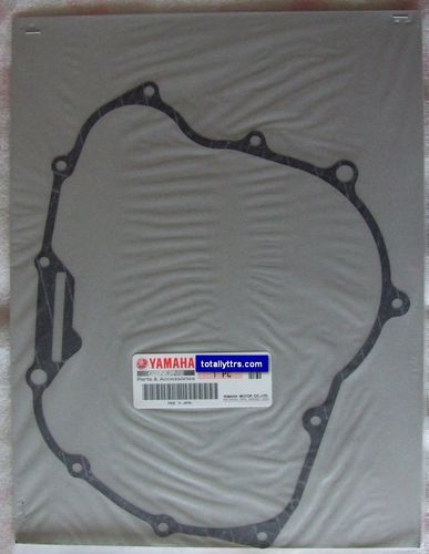 Gasket - Clutch cover (RH) - genuine Yamaha part