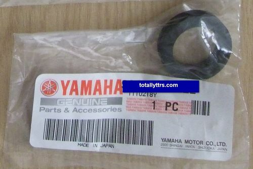 Ignition Switch frame grommet - genuine Yamaha part