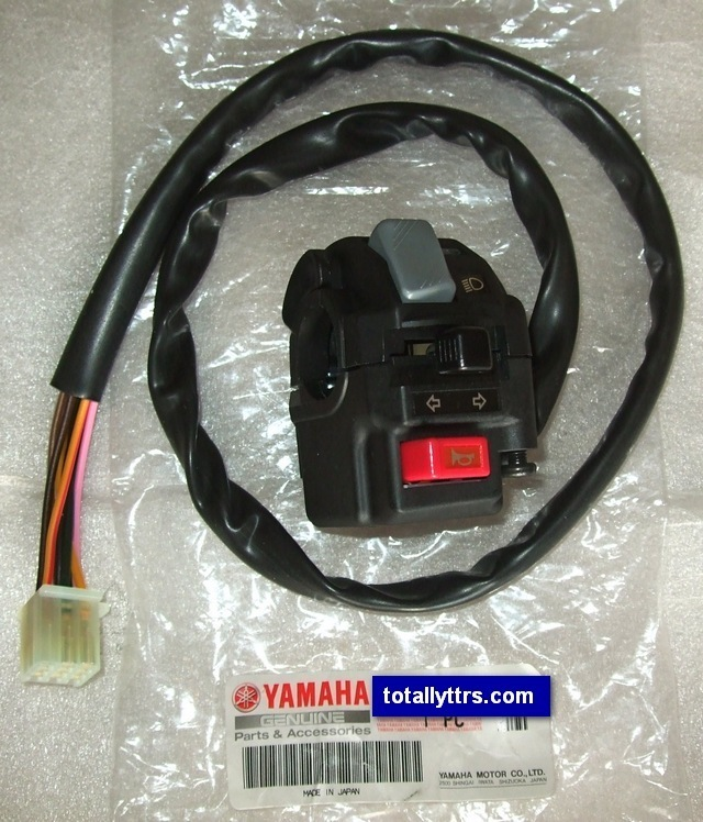 Light switch - Original unit - genuine Yamaha part