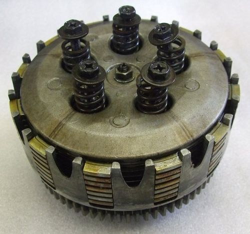Clutch unit - 7 plate - complete - used