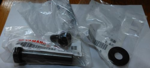 Relay arm Nut-Bolt and Washer kit- Genuine Yamaha parts