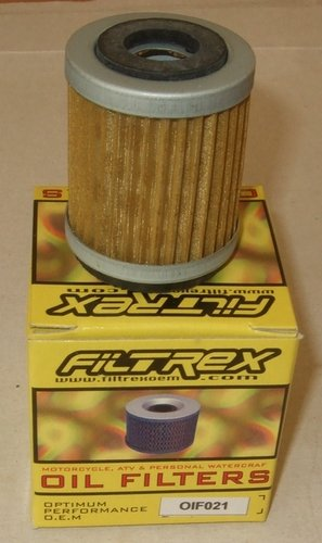 Oil Filter - Filtrex mesh 021 - for TTR250