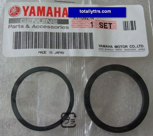Brake Caliper seal kit - Rear - genuine Yamaha part