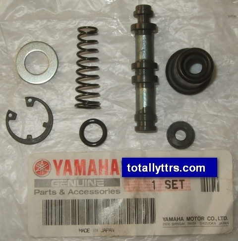 Master Cylinder Repair kit - Front Brake - genuine Yamaha kit