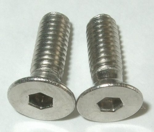 Brake reservoir cap bolts - pair