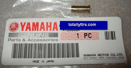 Carb check seat valve - genuine Yamaha part