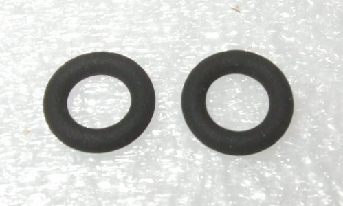 Carb Diaphragm O ring seals x2