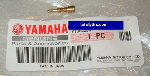 Carb jet - 50 pilot - genuine Yamaha part
