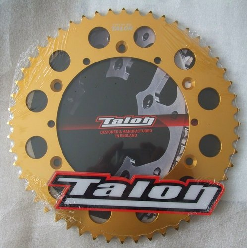 Sprocket - Talon Gold Alloy 52 tooth