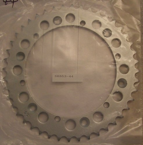 Sprocket - Steel 44 tooth