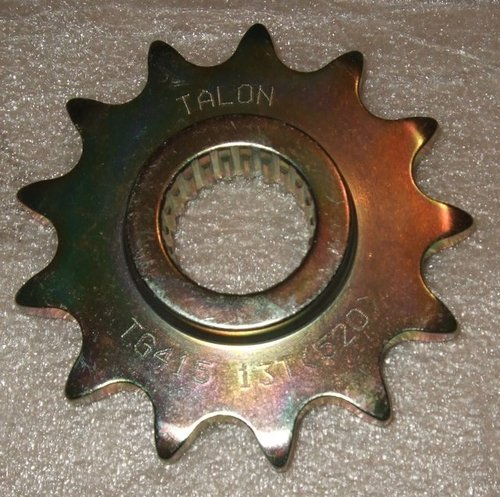Sprocket front - 13 tooth