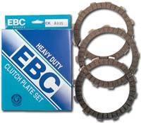 Clutch Plates Set - 6-plate clutch (most metal-tank models)