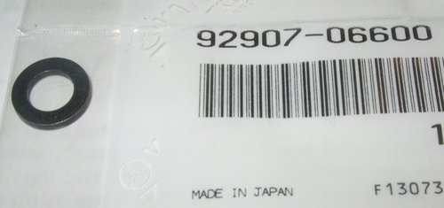 Special washer - genuine Yamaha part