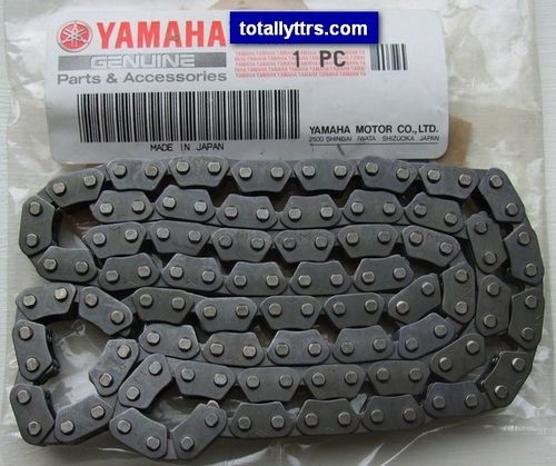 Cam Chain / Timing chain - genuine Yamaha part