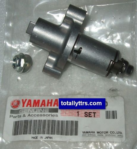 Cam chain or timing chain tensioner - genuine Yamaha part