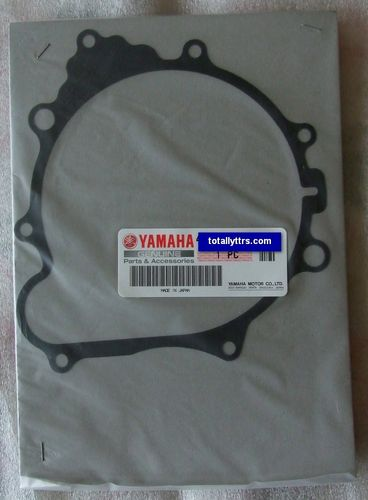 Gasket - Generator Cover (LH) - genuine Yamaha part