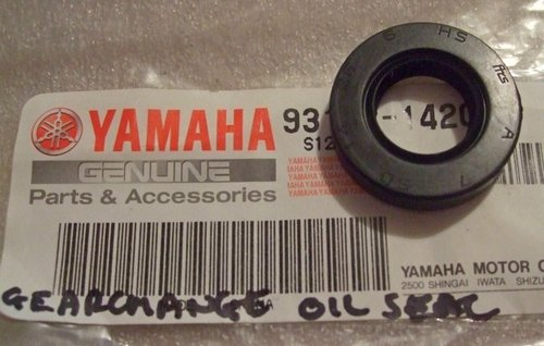 Gear Shift/Change Oil Seal - genuine Yamaha part