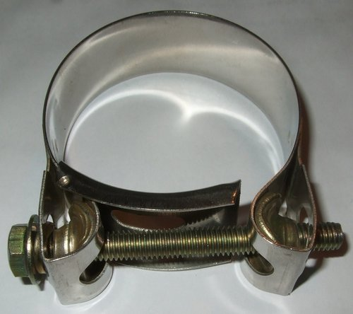 Exhaust Clamp - 43-47mm