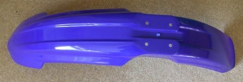 Front mudguard - blue - after market