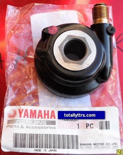 Speedo Drive Unit Assembly/gear - genuine Yamaha part