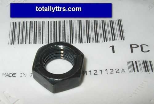 Speedo Magnet Retaining Nut - genuine Yamaha part