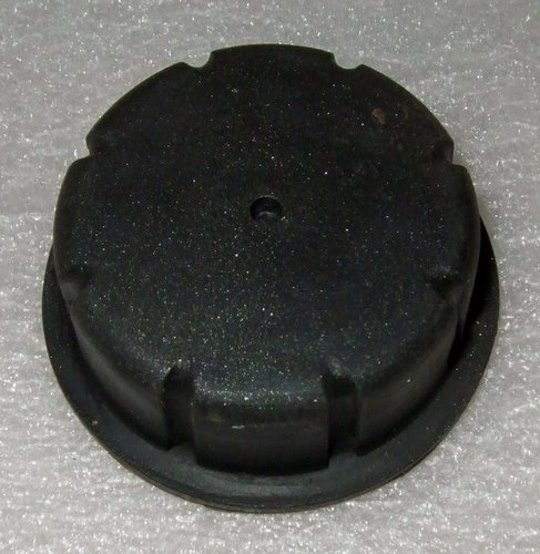 Petrol tank front rubber mount - used