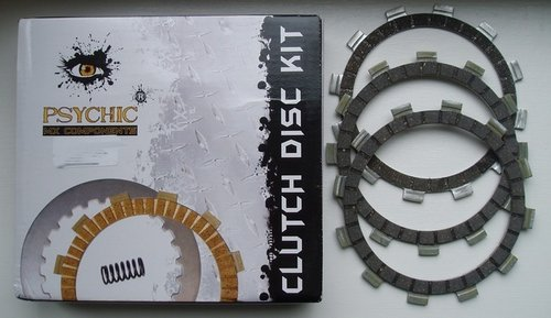 Clutch Plates set - Psychic 7-plate clutch (most plastic tank models)