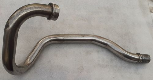 Standard Exhaust Header Pipe