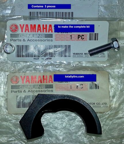 "Frame guard or ""tensioner"" kit - genuine Yamaha parts"