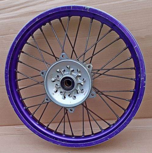 TTR250 rear wheel - purple