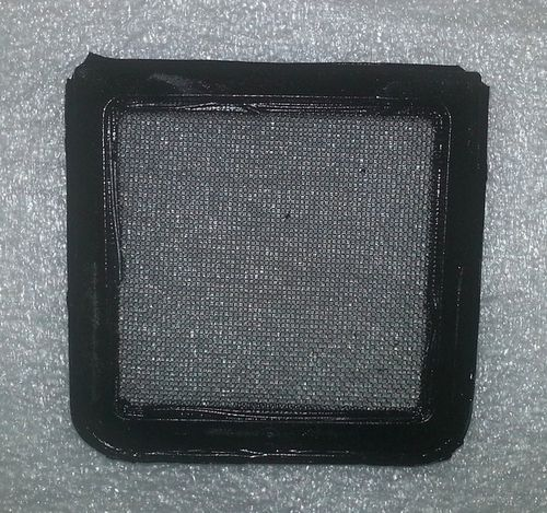 Filter gauze - sits in sump - used