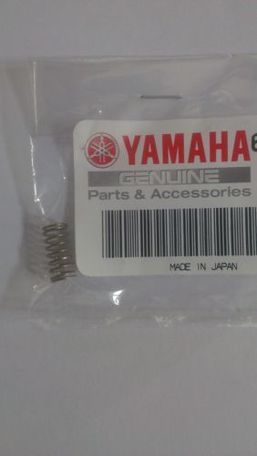 Carb Diaphragm Spring- Genuine Yamaha part