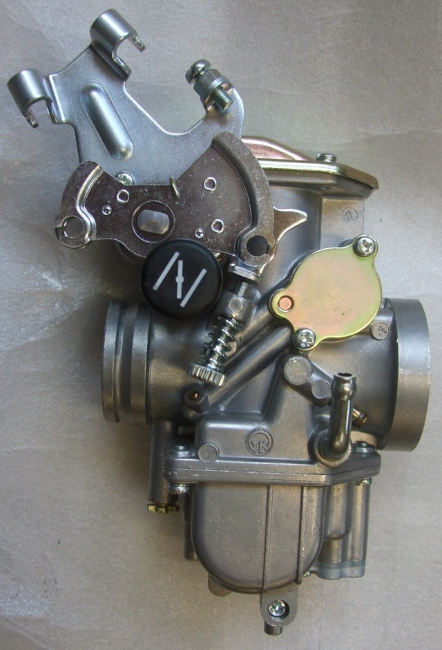 Carburettor - Complete New Genuine Yamaha
