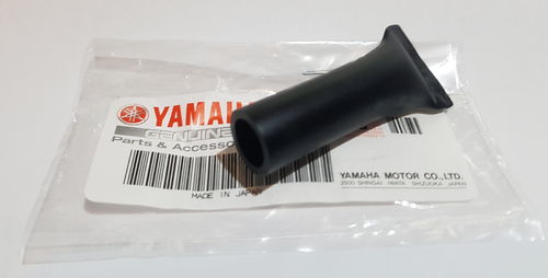 Airbox Drain Pipe - Black - Genuine Yamaha part