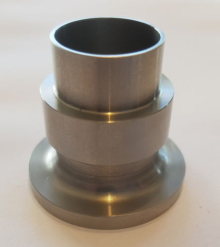 Wheel Spacer - Rear RH - Stainless Steel Special