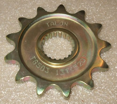 WR250F 13 Tooth front sprocket